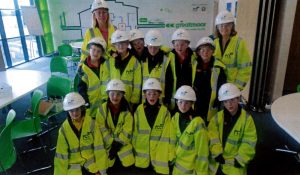 Year 4 from Beachborough School visiting Greatmoor